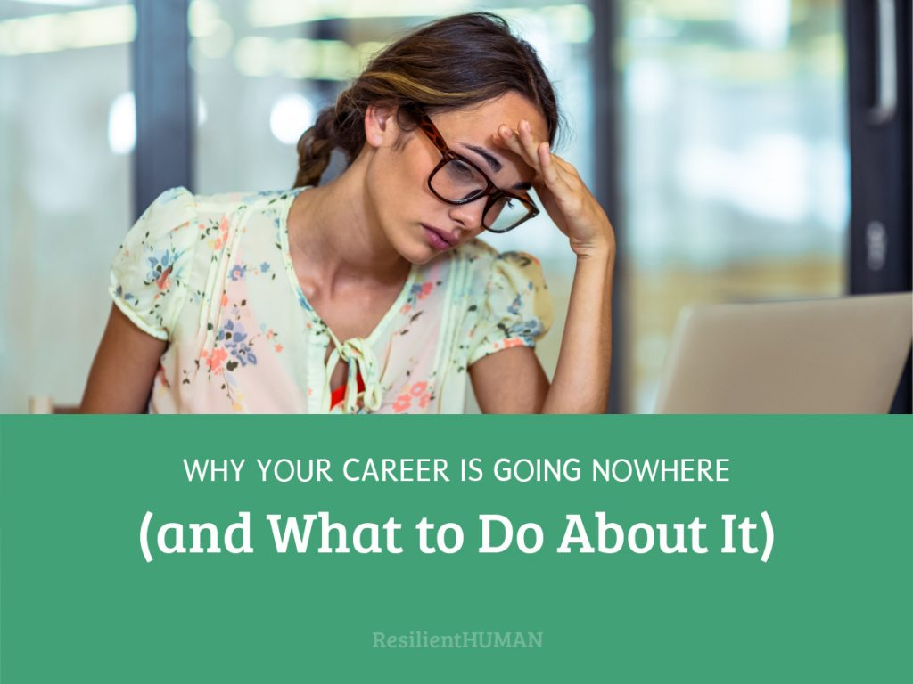 career going nowhere